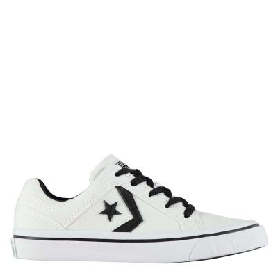 Converse Distrito Low Sneakers alb negru