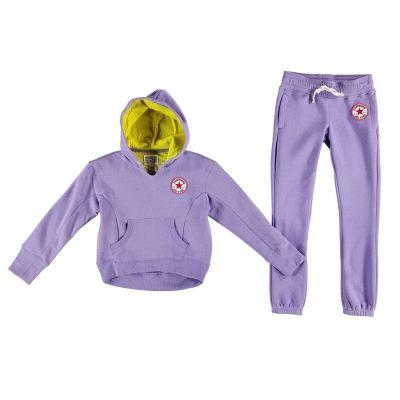 Bluza sport Converse pentru fetite