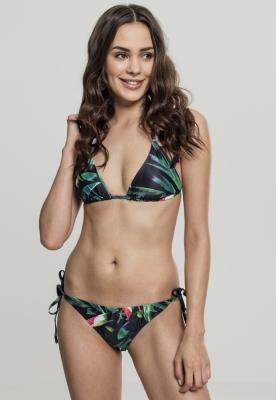 Costum de baie bikini Tropical pentru Femei leaf Urban Classics