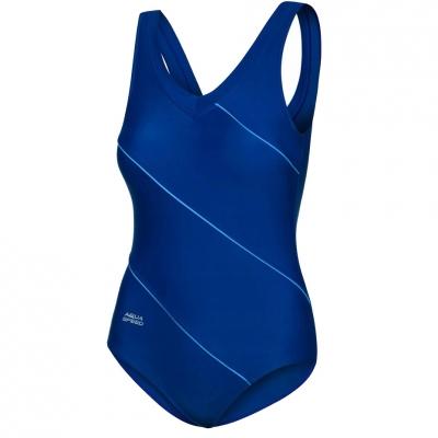Costum de Inot Aqua Speed albastru Sophie 42 3234 pentru femei