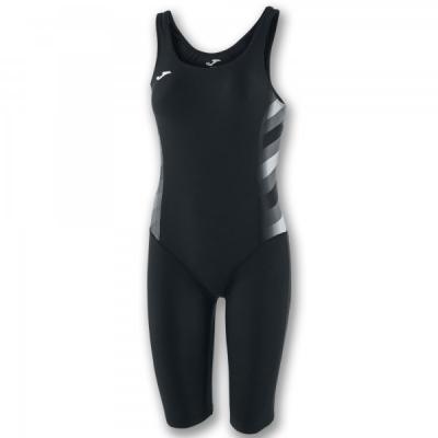 Costum de Inot Joma Leg negru pentru Femei