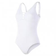 Costum de Inot Speedo Opalgleam alb