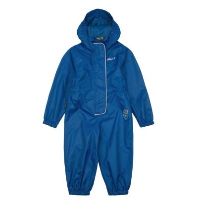 Costum impermeabil Gelert pentru Bebelusi albastru