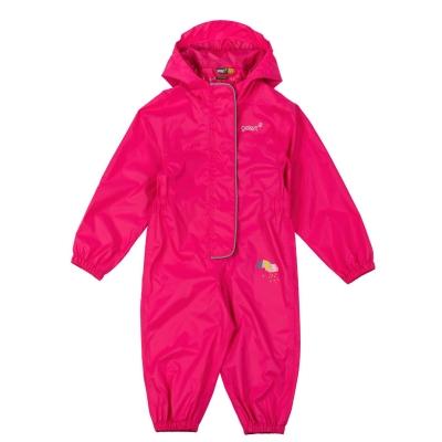 Costum impermeabil Gelert pentru Bebelusi roz