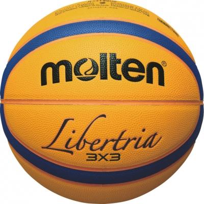 Minge baschet Molten B33T5000 FIBA outdoor 3x3
