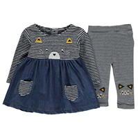 Crafted Outfit pentru fete pentru Bebelusi