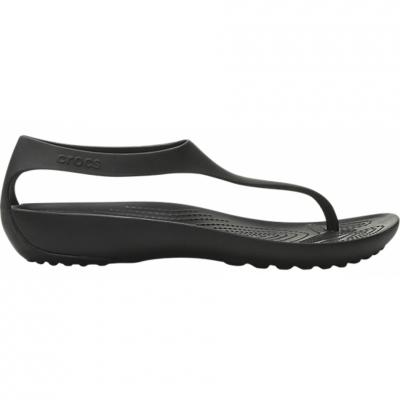 Crocs Serena Flip W negru 205468 060 barbati