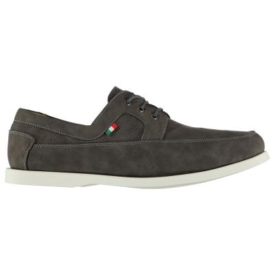 Pantofi D555 Henrik pentru Barbati gri