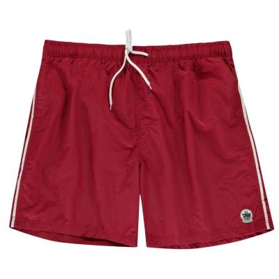 Pantaloni scurti inot D555 Yarrow pentru Barbati rosu