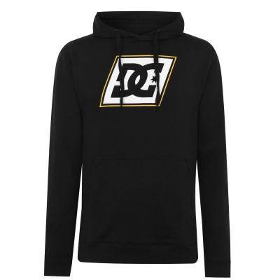 Hanorac DC Slant Logo negru