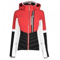 Jacheta Descente Melina pentru Femei rosu
