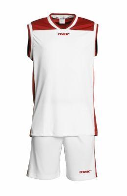Detroit Bianco Rosso Max Sport pentru baschet