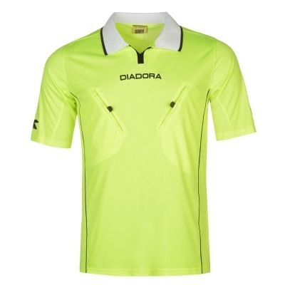 Diadora Montreal Refree Shirt pentru Barbati galben