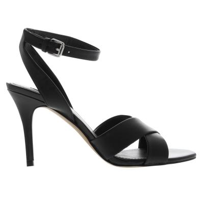 DKNY Ivy Strap Heels negru gld bgd