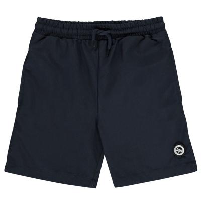 Pantaloni scurti inot Hype Crest bleumarin