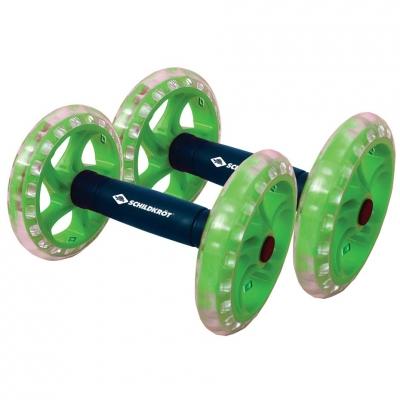 Double cu role cu Two Schildkrot Wheels 960147
