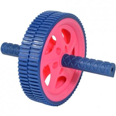 Double cu role EB FIT albastru -roz 1008127
