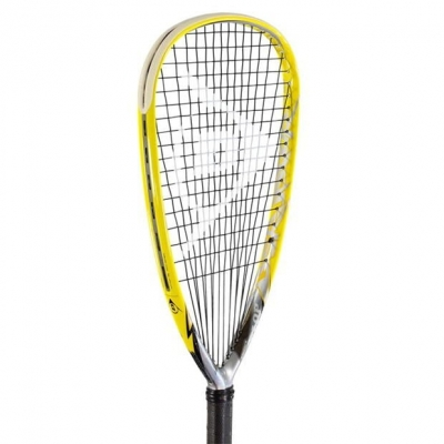 Rachete squash Dunlop Disruptor165 galben negru