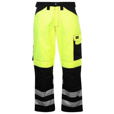 Pantaloni Dunlop reflectorizant pentru Barbati galben