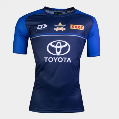 Tricou Dynasty Sport Sport NQ Cow pentru Barbati albastru bleumarin