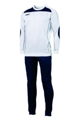 Echipament antrenament Isernia Bianco Blu Max Sport