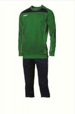 Echipament antrenament Isernia Cors Verde Blu Max Sport