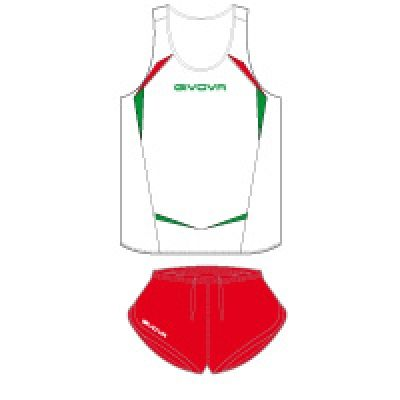 Echipament atletism KIT SPARTA Givova