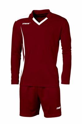 Echipament fotbal Cristallo Bordeaux Bian Max Sport