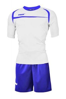 Echipament fotbal Hawaii Bianco Viola Max Sport