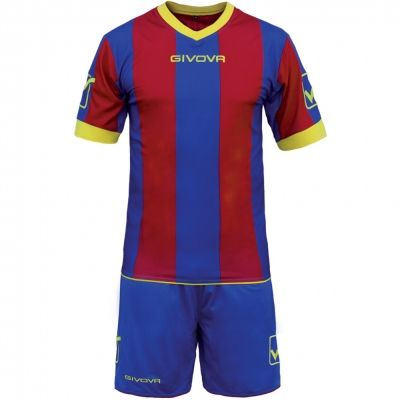 Echipament fotbal KIT CATALANO MC Givova