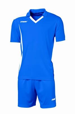 Echipament fotbal Monviso Royal Bianco Max Sport