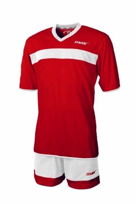 Echipament fotbal Pro Sesto Ros Bianco Max Sport