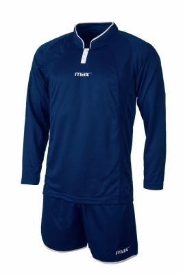 Echipament fotbal Salisburgo Blu Bianco Max Sport