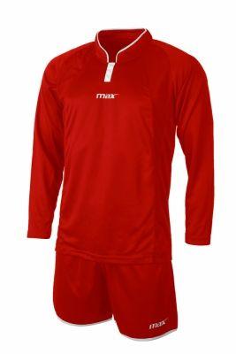 Echipament fotbal Salisburgo Rosso Bianco Max Sport