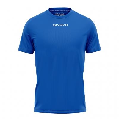 Echipament fotbal SHIRT GIVOVA ONE Givova albastru