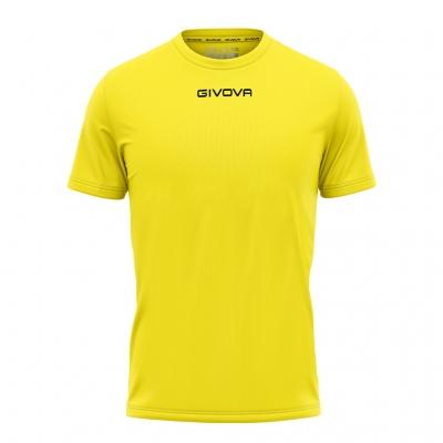 Echipament fotbal SHIRT GIVOVA ONE Givova galben