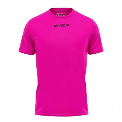 Echipament fotbal SHIRT GIVOVA ONE Givova roz fucsia