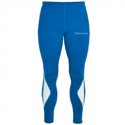 Pantaloni lungi Echipament pentru alergare alergare Givova