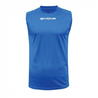 Echipament pentru alergare SHIRT SMANICATO GIVOVA ONE Givova albastru
