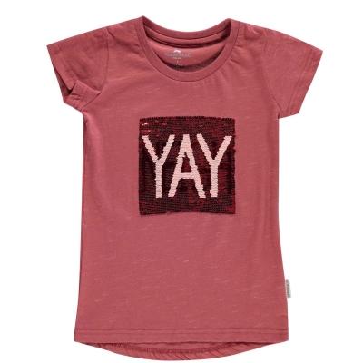 Tricou echitatie Novelty pentru fetite roz
