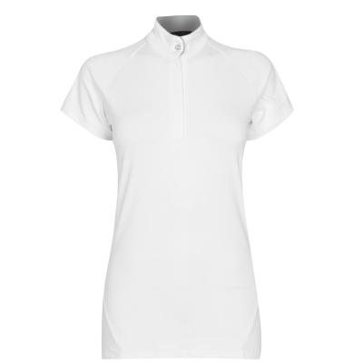 echitatie Sara competitie Shirt pentru Femei alb