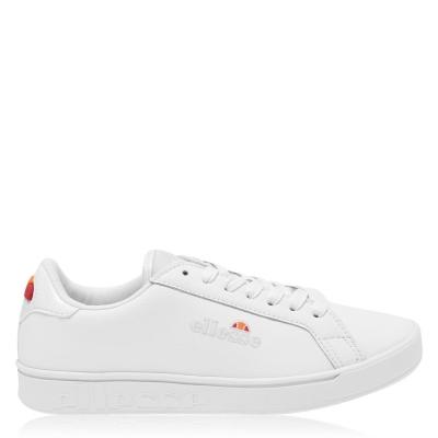 Sneaker Ellesse Ellesse Campo Em din piele pentru Femei alb