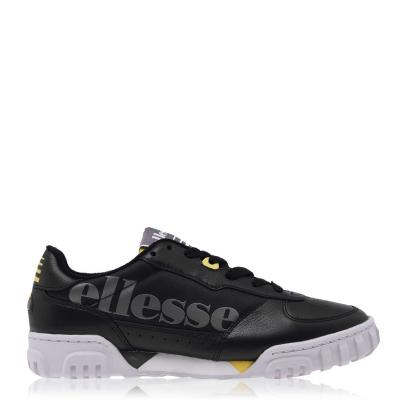 Adidasi sport Ellesse Ellesse Tanker Original Low negru gri galben