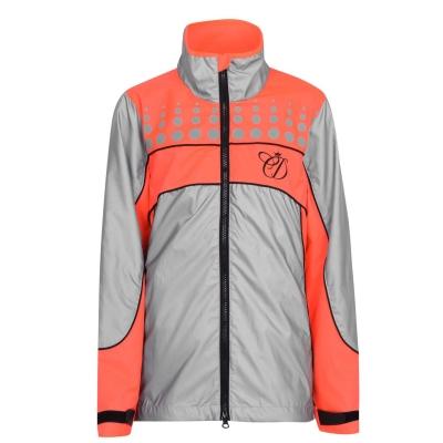 Jacheta Equisafety Mercury pentru baietei rosu portocaliu