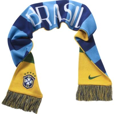 Esarfa Fular NIKE SUPPORTERS BRAZIL 608867 703