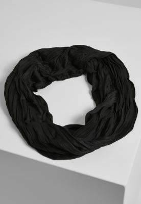 Esarfa Wrinkle Loop negru MasterDis