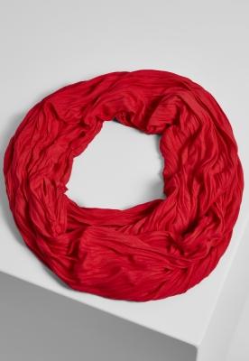 Esarfa Wrinkle Loop rosu MasterDis