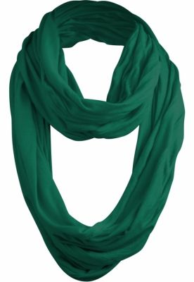 Esarfa Wrinkle Loop verde MasterDis