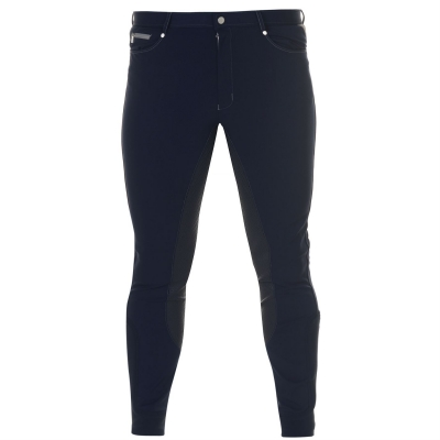 Pantaloni calarie Eurostar Active Full Grip pentru Barbati bleumarin