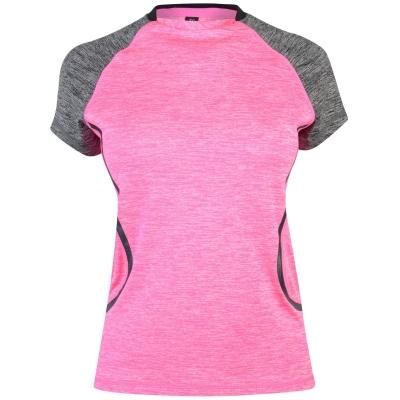 Eurostar Pammy Top pentru Femei knockout roz